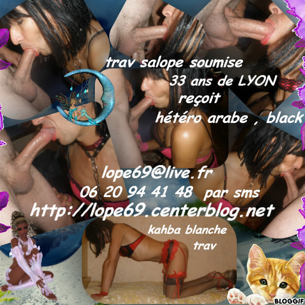black sexe trav lyon
